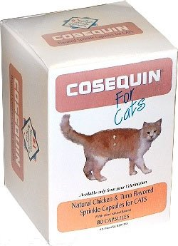 cosequin for cats 80 sprinkle capsules home and garden. Black Bedroom Furniture Sets. Home Design Ideas