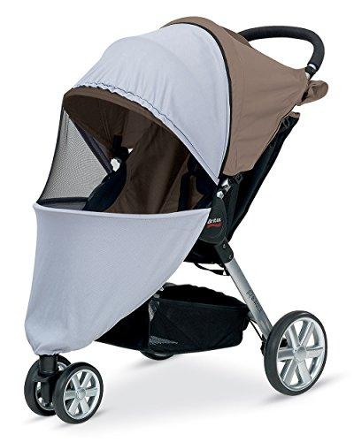 Britax B-Agile Stroller Sun Cover front-1067541