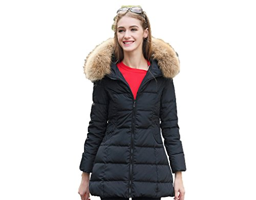 Automne-et-Hiver-dans-le-style-long-Down-Jacket-Femmes-Slim-paississement-Raccoon-Big-Collier-de-cheveux-Anti-saison-Down-Jacket-Veste-chaude-Coton-Vtements