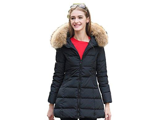 Automne-et-Hiver-dans-le-style-long-Down-Jacket-Femmes-Slim-paississement-Raccoon-Big-Collier-de-cheveux-Anti-saison-Down-Jacket-Veste-chaude-Coton-Vtements