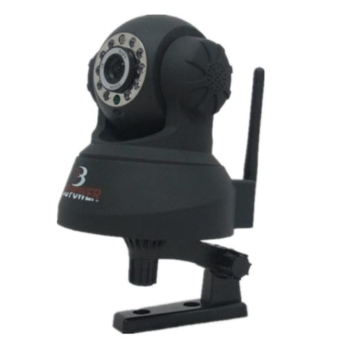 DB Power Security IP Wireless Network Camera WPA IR Night Vision Wifi COMS Webcam Black at Sears.com