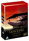 The Lion King Trilogy: Lion King / Simba's Pride / Hakuna Matata [DVD]