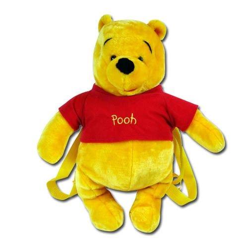 """Imagen de Winnie the Pooh 17 """"Mochila Peluche Con hangtag"""