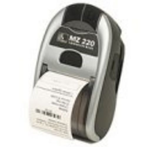 "Zebra Mz 220 2"" Mobile Direct Network Thermal Receipt Printer With Bluetooth"