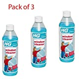 HG Window Cleaner 500ml (Pack of 3)- 297050106 x 3