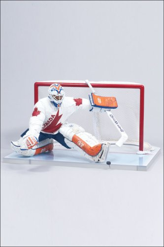 McFarlane Toys NHL Sports Picks Team Canada Action Figure Grant Fuhr