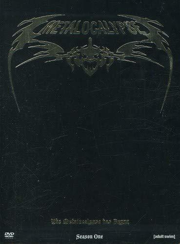 DVD : Metalocalypse: Season One (2 Discos)