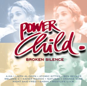 Jennifer Paige - POWERCHILD-BROKEN SILENCE - Zortam Music