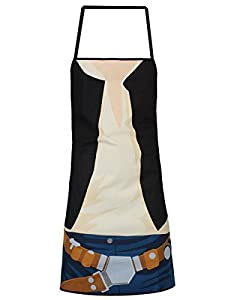 Star Wars Hans Solo Apron In A Tube