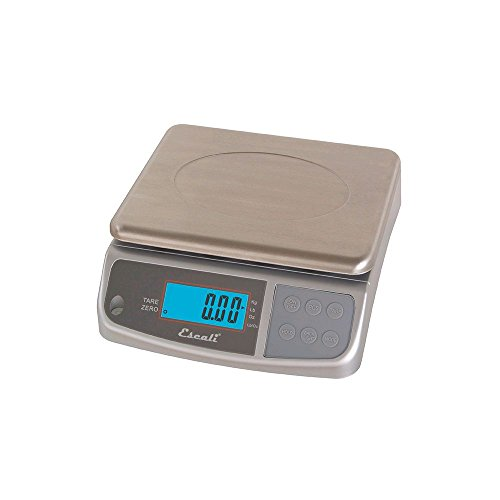 Escali M-Series Multifunctional Scale 66 lb / 30 Kg *NSF Certified