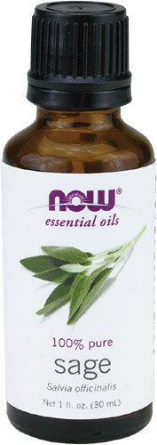 Now Foods Sage Oil, 1 Ounce