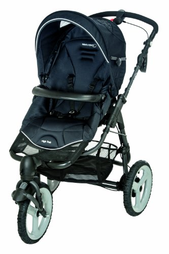 baby buggy g nstig bebe confort buggy high trek mit regenabdeckung total black baby. Black Bedroom Furniture Sets. Home Design Ideas
