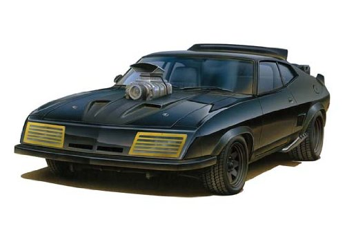 MAD MAX II - Interceptor Super Detail