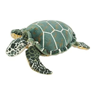 Melissa & Doug Giant Plush Stuffed Sea Turtle by Melissa & Doug