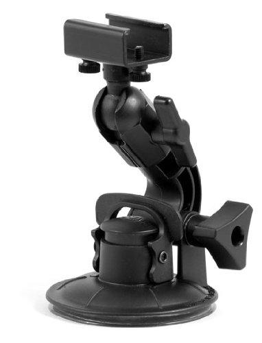 Contour Inc., Accessorio videocamera da casco - Montatura a ventosa, Nero (schwarz), Taglia unica