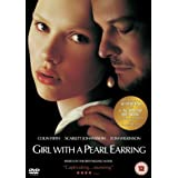 Girl With A Pearl Earring [2004] [DVD]by Scarlett Johansson
