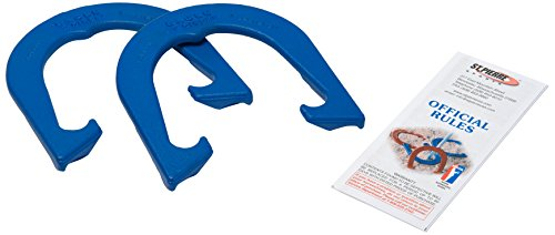 St Pierre Sports Eagle Tournament Horseshoe (1-Pair), Blue (Halloween In Worcester)