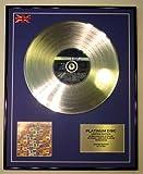 UB40/LTD EDITION CD PLATINUM DISC/THE VERY BEST OF 1980 - 2000