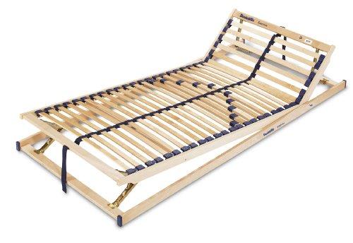 dunlopillo 02 100173 euroflex ii kf federholz 140 cm x 200 cm. Black Bedroom Furniture Sets. Home Design Ideas