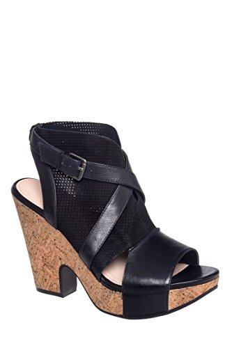 Maple High Heel Platform Sandal