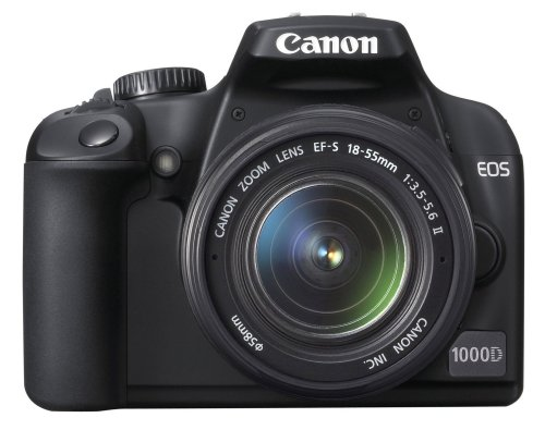 Flash canon eos 1000d appareil photo r flex num rique for Ecran appareil photo canon