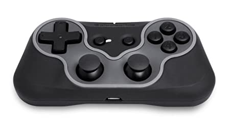 SteelSeries Free Mobile Wireless Gaming Controller with Bluetooth for Smart Phones, Tablets, PC and Mac - スティールシリーズ フリー モバイル ワイアレス ゲーミング コントローラー (海外輸入北米版)