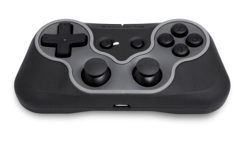 Steelseries FREE Mobile Gaming; Gamepad; Mac; PC; Tablet PC; Analog; Wireless; Bluetooth; 1 m (69007)