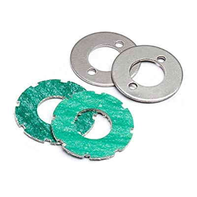 HPI Racing 105805 Slipper Clutch Plate/Pad Set