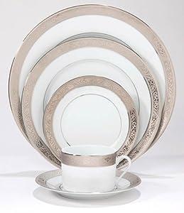 Philippe Deshoulieres Trianon Platinum Creamer