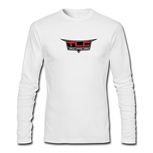 WWE TLC Printed For Mens Long Sleeves Outlet