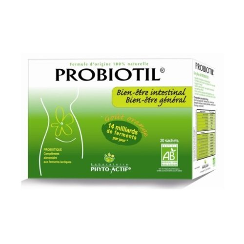 Phyto-Actif906 Probiotil intestinal well-being and general BIO-20sachets