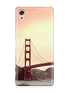 Xperia X, Unique Design by iKraft Sony Xperia X Smartphone Cover Matte Finish Printed Back Hard Case Cover with Slim Fit Impact Protection for 5.0 inches Sony Xperia X / Sony Xperia X Dual F5122
