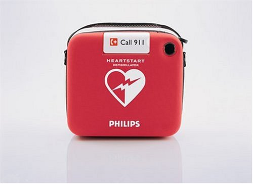 PHILIPS 飞利浦 HeartStart Home Defibrillator (AED)家用心脏除颤器 $890.39(需 Coupon,约¥5840) 图片