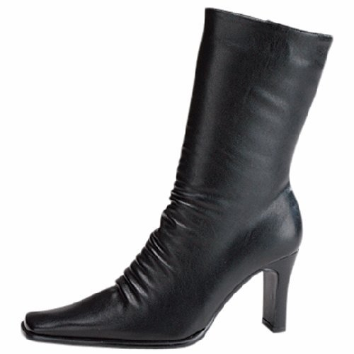 Women's Top Moda Ivan82 Dress High Heel Designer Inspire Boots Fashion Shoes