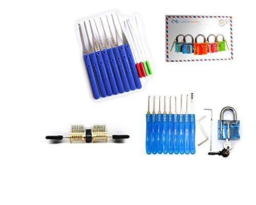 bullkeys-transparent-padlocks-with-various-maintenance-tools-for-learners-training-set-6