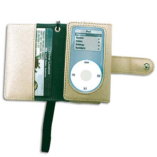 Belkin iPod City-Etui für iPod Mini (Polyurethan)  beige