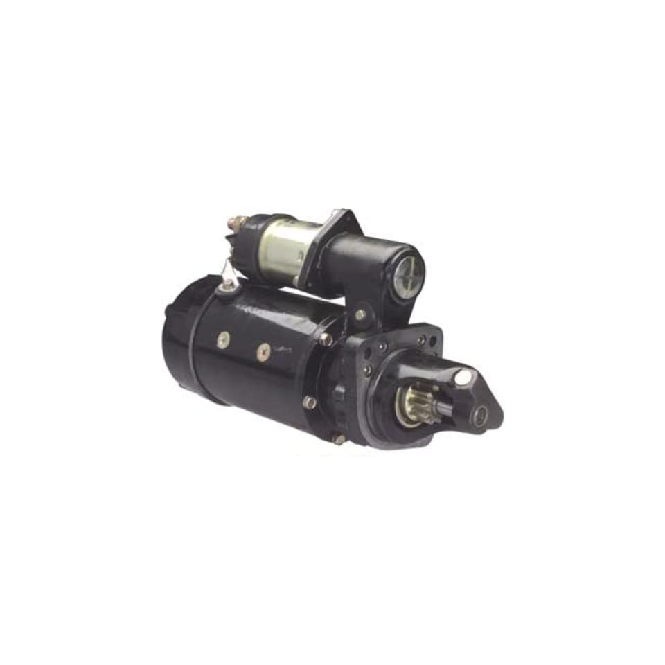 NEW 24V 12T CW STARTER MOTOR FITS CATERPILLAR MARINE INDUSTRIAL ENGINE 3114 3116 3176
