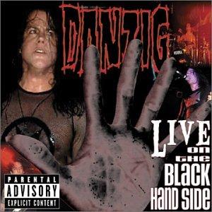 DANZIG - Live on the Black Hand Side (CD2) - Zortam Music