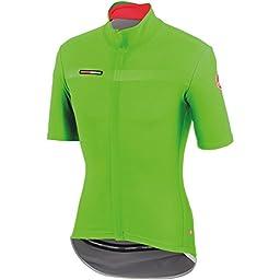Castelli Gabba 2 Jersey - Short-Sleeve - Men\'s Sprint Green, XXL
