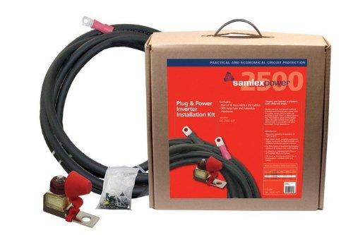 Samlex America DC2500KIT Inverter Install Kit
