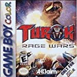 Turok- Rage Wars - Game Boy Color