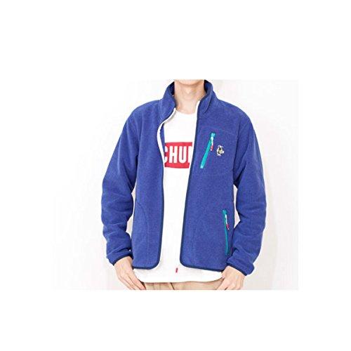 チャムス CH04-0652-7570 Arches Polartec Jacket アーチポーラテックジャケット H/Royal ブルー M【Mens】