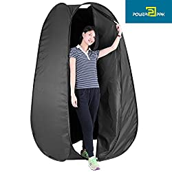 Powerpak 6 Feet/183cm Portable Indoor outdoor Photo Studio Pop Up Changing Dressing Fitting Tent Room with Carrying Case