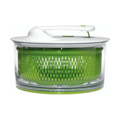 Chef'n Salad Spinner large, green-1 ea