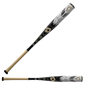 DeMarini 2014 VooDoo OverLord WTDXVDR Big Barrel Baseball Bat (-9) by DeMarini