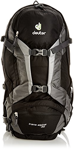 Deuter-Unisex-Rucksack-Trans-Alpine-blackgranite-54-x-28-x-24-cm-30-Liter-3222374100