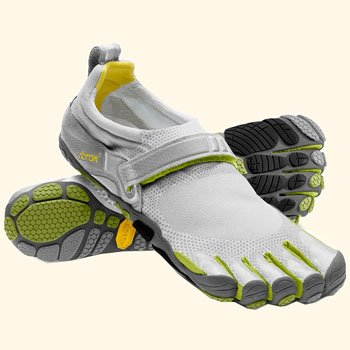 quality design c24de 04626 Vibram M345 Five Fingers Bikila Lime Blue