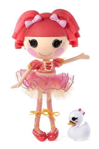 MGA Lalaloopsy Doll Tippy Tumblelina