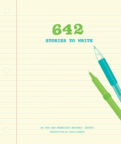 642 things to write about journal books
