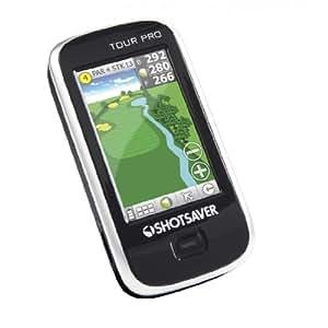 Snooper Golf GPS Gerät Shotsaver Tour Pro, Schwarz, S320 TP